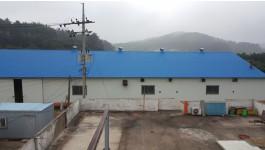 공장지붕개량공사